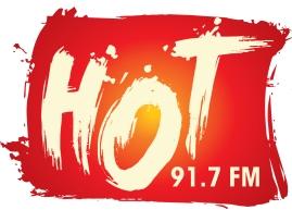 Hot917_logo_with_tagline_colour