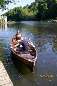shar david rowboat